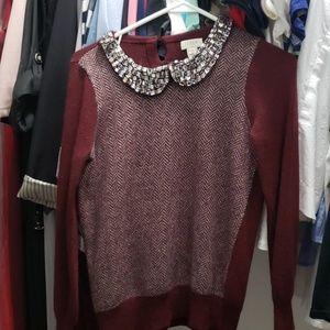 Fall Winter wool sweater